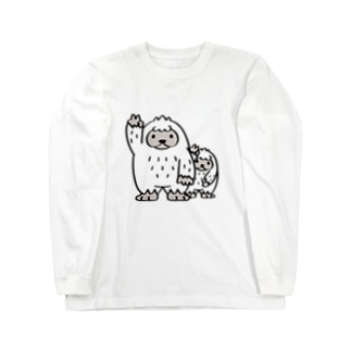 CT94 YETI is yeah*B4000 Long sleeve T-shirts