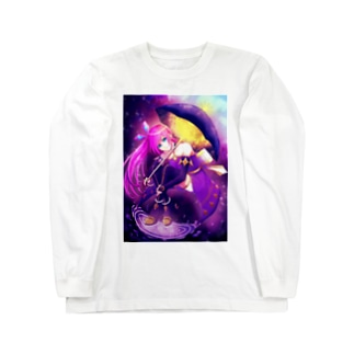 galaxy2 Long sleeve T-shirts