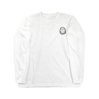 はりねずみ Long sleeve T-shirts