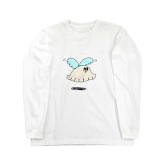 羽餃子 Long sleeve T-shirts