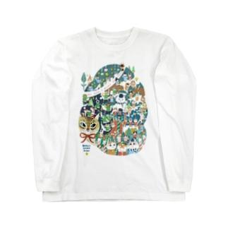 2020クリスマス Long sleeve T-shirts