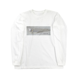 ON-OFFスイッチ Long sleeve T-shirts