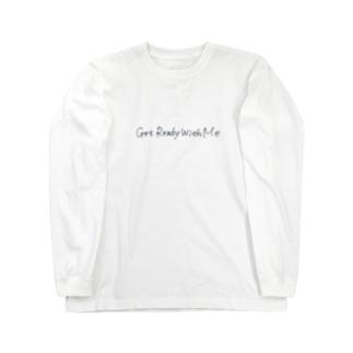 GetReadyWithMe Long sleeve T-shirts