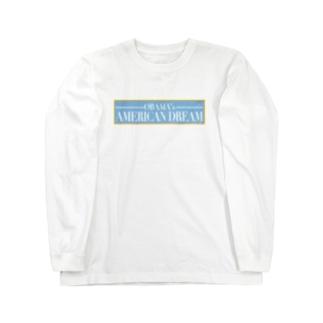 アメリカンドリーム Long sleeve T-shirts