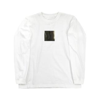 満月と光 Long sleeve T-shirts