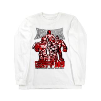 BLACK WARRIORS Long sleeve T-shirts