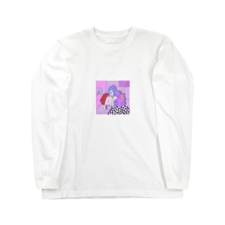 お部屋 Long sleeve T-shirts
