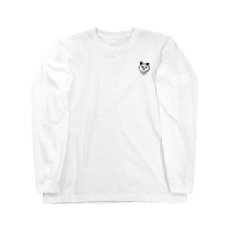 後輩くん公式グッズのパンパンちゃんグッズ第一弾 Long sleeve T-shirts