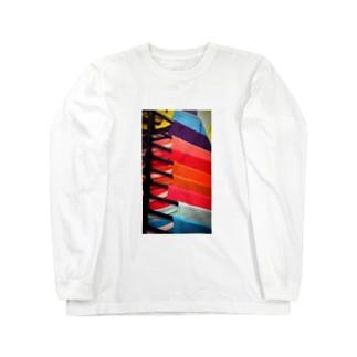 Tシャツカラーサンプル Long sleeve T-shirts