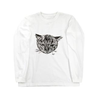 ちまきグッズの数々 Long sleeve T-shirts