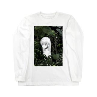 自然でいる不自然 Long sleeve T-shirts