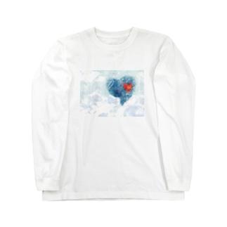 タツとハート Long sleeve T-shirts