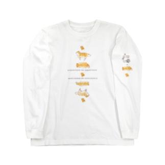 あたちたちのおいなりたち・2 Long sleeve T-shirts