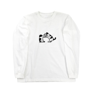 たんま Long sleeve T-shirts