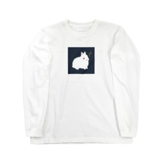 まだあそぶ! Long sleeve T-shirts