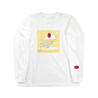 ひとつのラブのかたち Long sleeve T-shirts