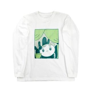 Plants Long sleeve T-shirts