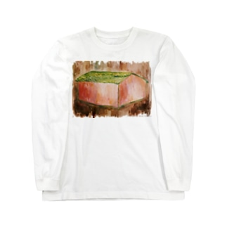 sayuのpinkhouse・greenroof Long sleeve T-shirts