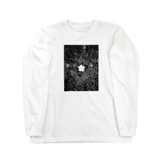 夜の散歩 Long sleeve T-shirts