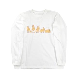 耳レーダー Long sleeve T-shirts