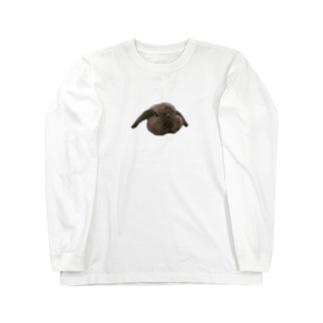くろちゃん Long sleeve T-shirts