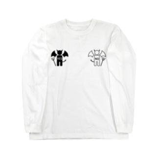 YesNo Long sleeve T-shirts