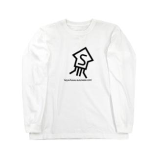 Surume_s_ver2 Long sleeve T-shirts