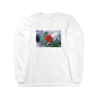 ふくだのチューリップ Long Sleeve T-Shirt