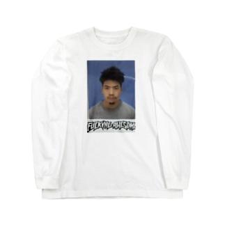 亀井ちゃん Long sleeve T-shirts