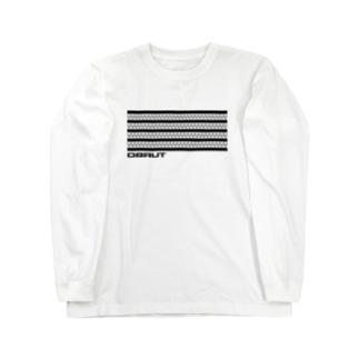 TURBO (Black logo) Long sleeve T-shirts