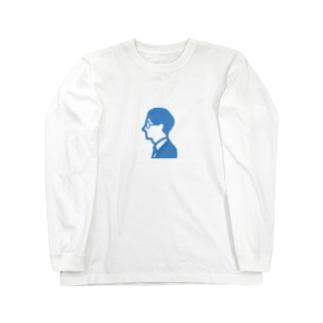 タミオくんロングTシャツ(ソロver) Long sleeve T-shirts