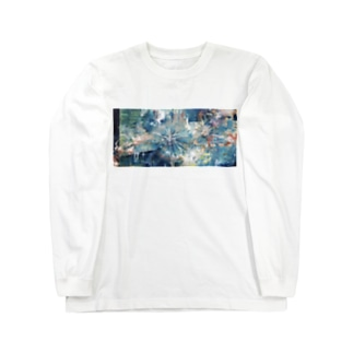 もうおやすみ Long sleeve T-shirts