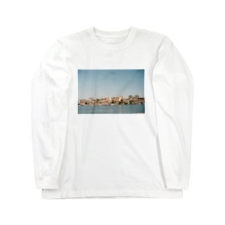 A City Long sleeve T-shirts