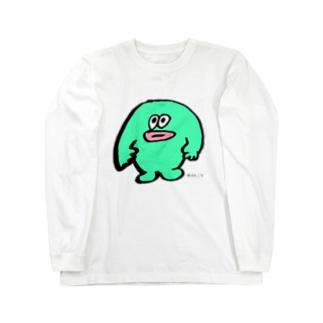 ムーチョ Long sleeve T-shirts