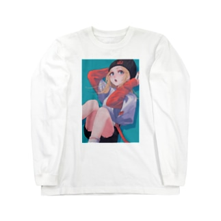 ニットちゃん Long sleeve T-shirts