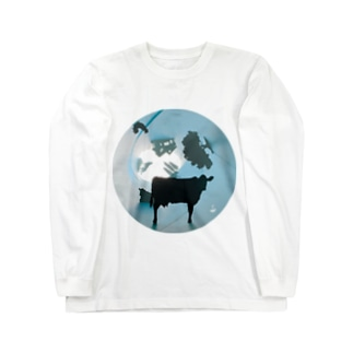 fm_41_Cow Long sleeve T-shirts