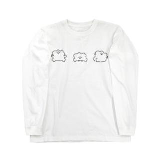 卍筋トレ卍 Long sleeve T-shirts