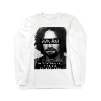 Blachrist mosaic Logo Long T Long sleeve T-shirts