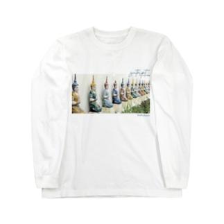 ワット・ムン・グン・コーン Long sleeve T-shirts