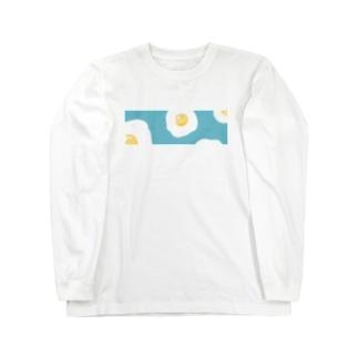 おはなばたけ Long sleeve T-shirts