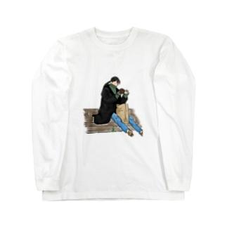 Girl&Donut Long sleeve T-shirts