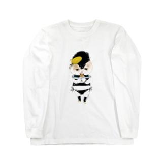 エンゼルテン(つっぱり編) Long sleeve T-shirts