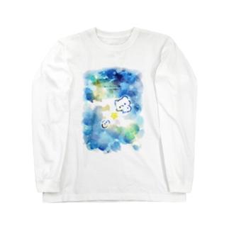 starlightましまろう Long sleeve T-shirts