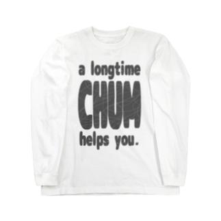 なかよしちゃむ Long sleeve T-shirts