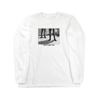 ねこぜもんのDEAD LINE 2AM (オールド) Long sleeve T-shirts