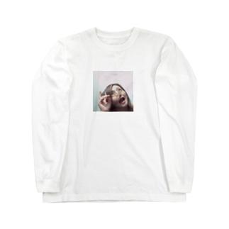 パエリアの巻き寿司 Long sleeve T-shirts