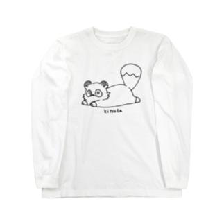 kinuta! Long sleeve T-shirts