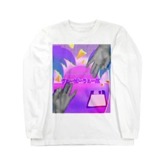 vaporwave Long sleeve T-shirts