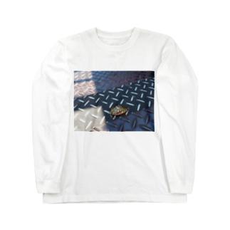 ちょうしくるう Long sleeve T-shirts