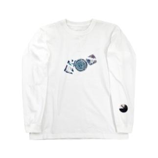 夏の三点セット【数量限定】 Long sleeve T-shirts